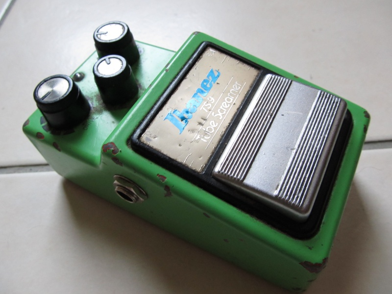 VENDUE! IBANEZ TS9 originale de 1982-85 150 Euros Img_1211