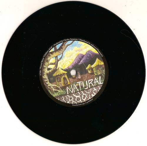 "NATURAL ROOTS ""Children Of Jah"" Nouveauté 45t  B3f5iq11"