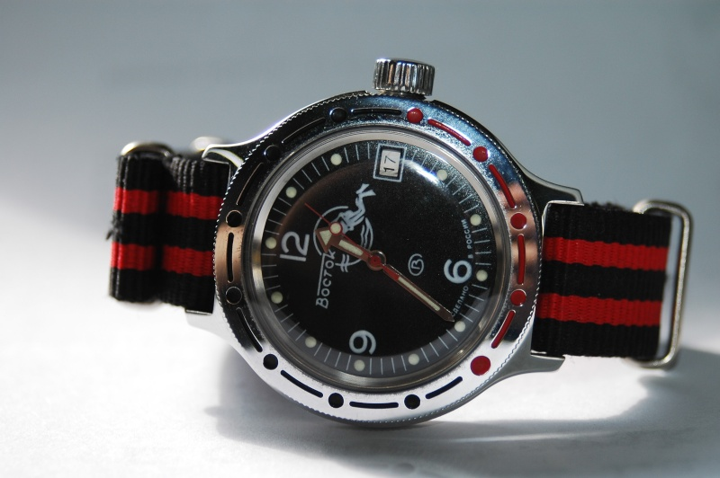 Les montres qui vous plaisent malgré le désamour de la plupart des gens Vostok12