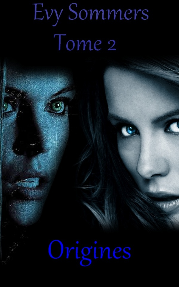 """Evy Sommers Tome 2 : Origines"" de lulla Origin11"