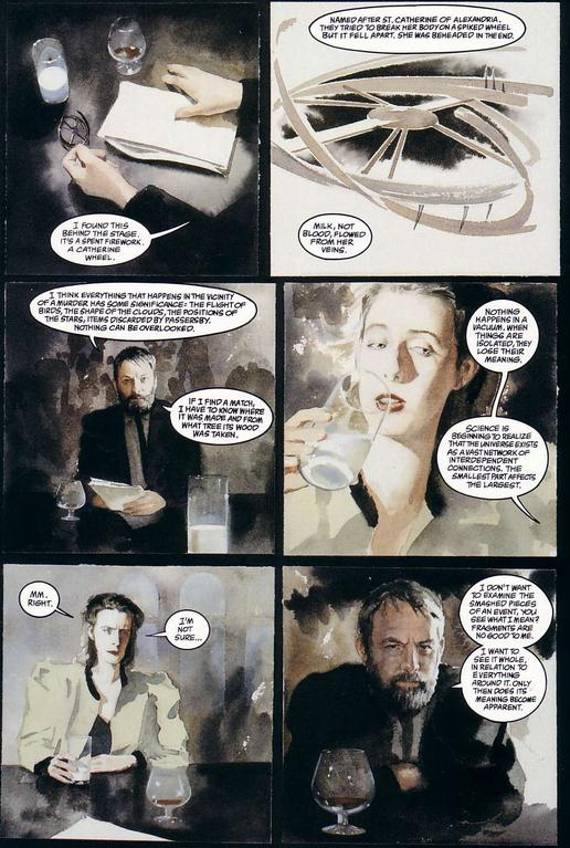 [chronique] The Mystery Play de Grant Morrison et John.J.Muth Myster10