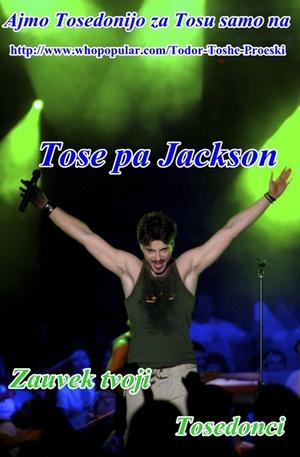 Tose pa Jackson Toseko13