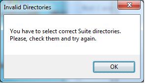 Lupo 2010.07 Full - Import settings fails. Error210