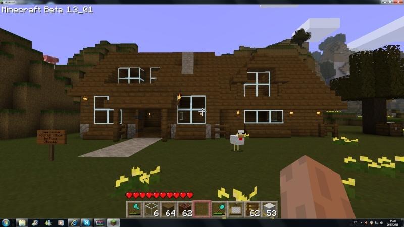 Présentation du jeu Minecraft Img_2610