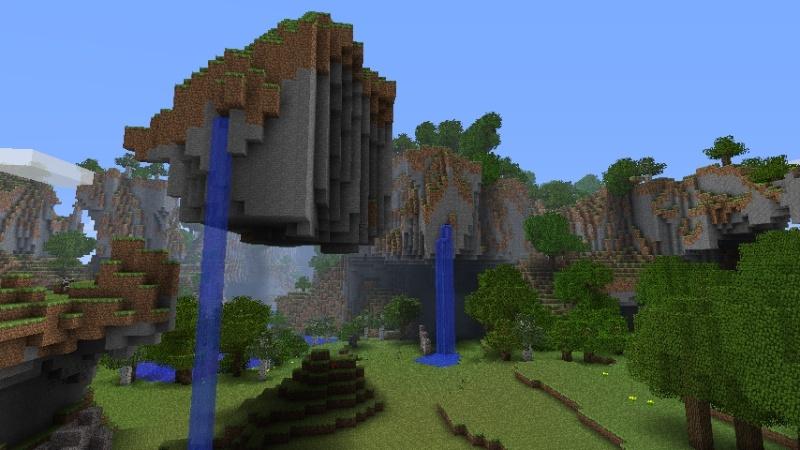 Présentation du jeu Minecraft Minecr10