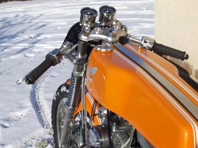 C'est orange mais c'est pas laverda... 20090211