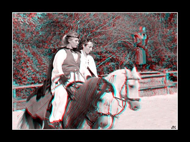 photo 3D du spectacle du plessis saint jean 2010  Reines10