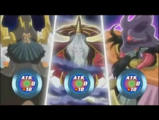 Clear  mind and yusei's counter 410