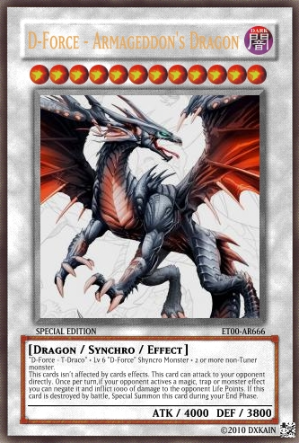 [OFICIAL TOPIC] D-Force Cards Series Create30