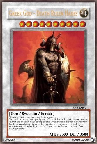 Gods of Greece :D Hades110