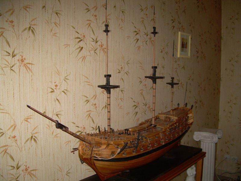 Le HMS Achilles 1757 Mats_a11