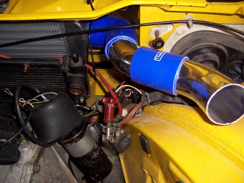"Bip-bip : Metro turbo mk2 ""all yellow"" LHD  - Page 2 Interc18"