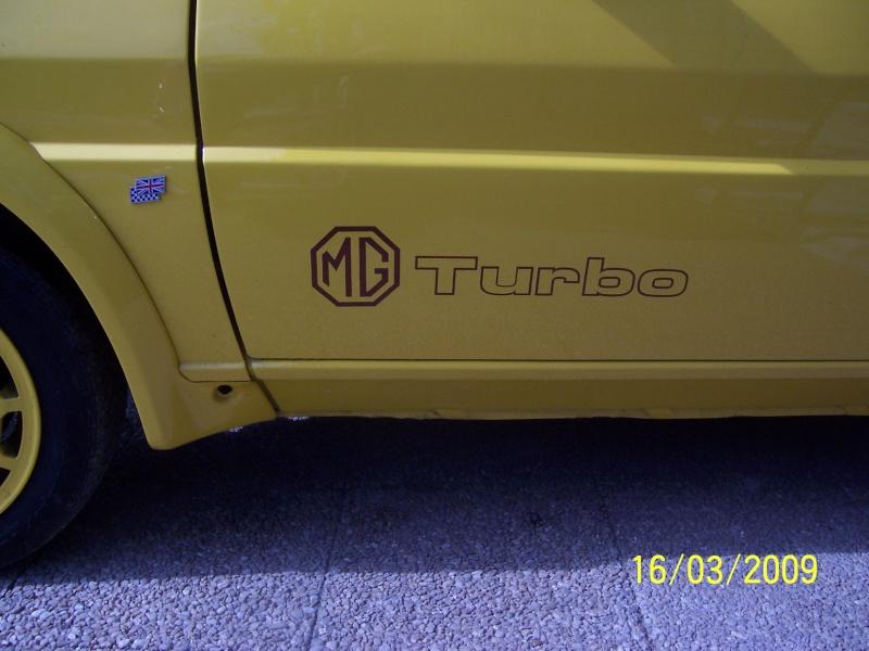 """Bip-bip : Metro turbo mk2 """"all yellow"""" LHD  Metro_45"""