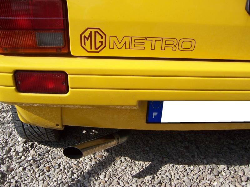 """Bip-bip : Metro turbo mk2 """"all yellow"""" LHD  - Page 2 Metro_49"""
