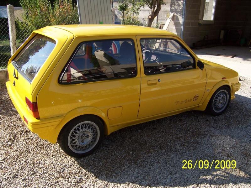 """Bip-bip : Metro turbo mk2 """"all yellow"""" LHD  - Page 2 Metro_50"""