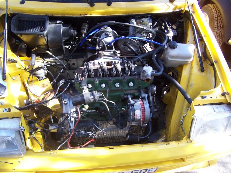 """Bip-bip : Metro turbo mk2 """"all yellow"""" LHD  - Page 7 Metro_60"""