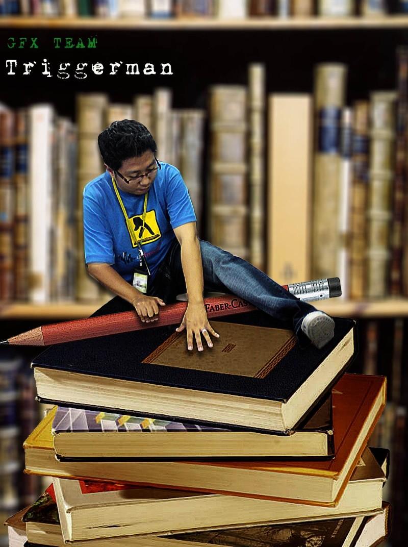 Triggerman =)) Picture Book10