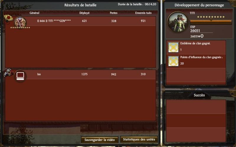 victoires sur shogun 2 Victo141