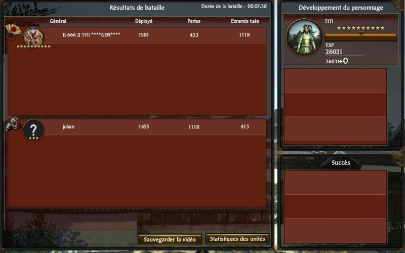 victoires sur shogun 2 Victo142