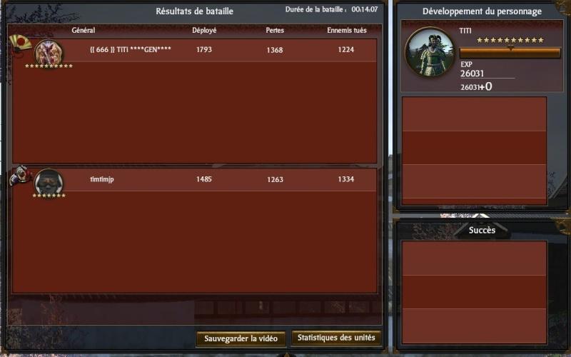 victoires sur shogun 2 Victo147