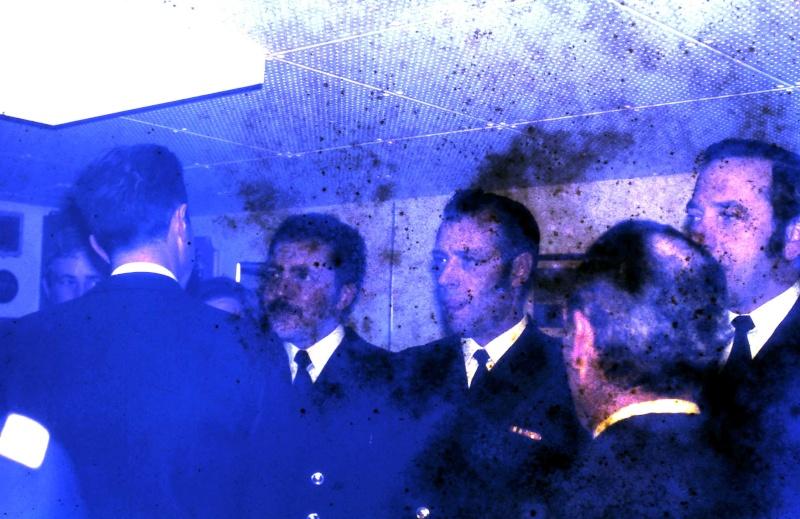 VISITE  de Sa Majesté le roi Baudouin à bord du ZINNIA ,1972 - Page 2 9-28-237
