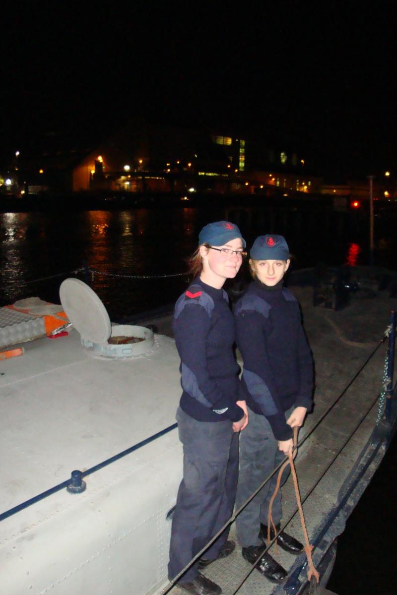 vendredi 29/19/10 photos du depart des cadets pour rotterdam Dsc01726