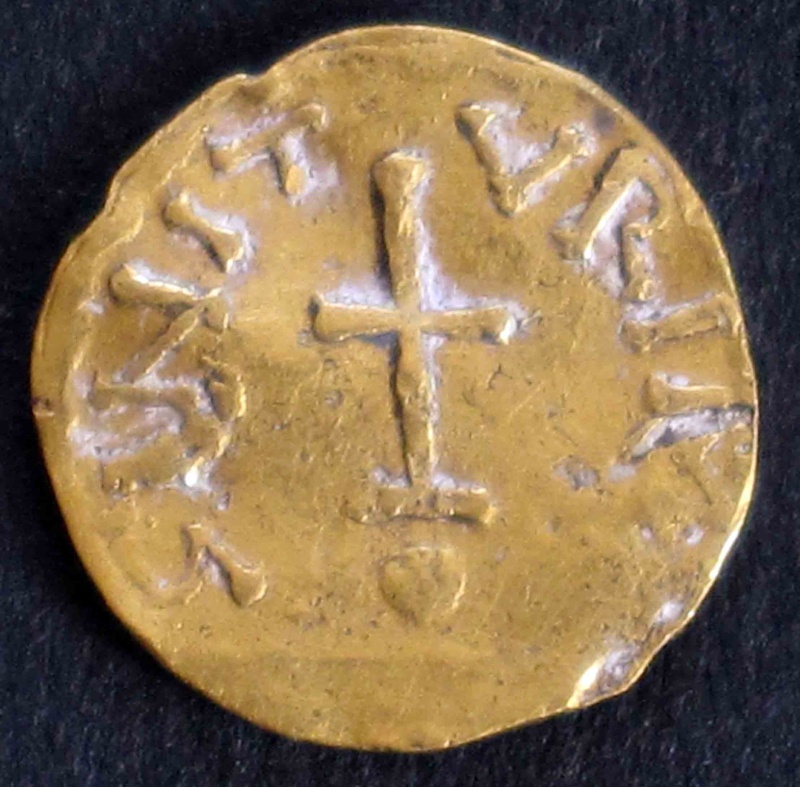 Triens pseudo impérial/royal de style provençal - Belfort 6576 Triens18