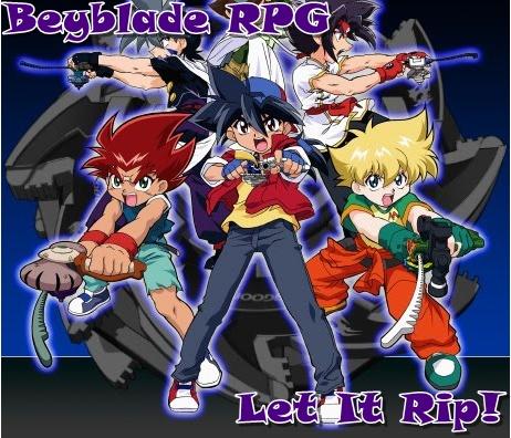 Beyblade RPG