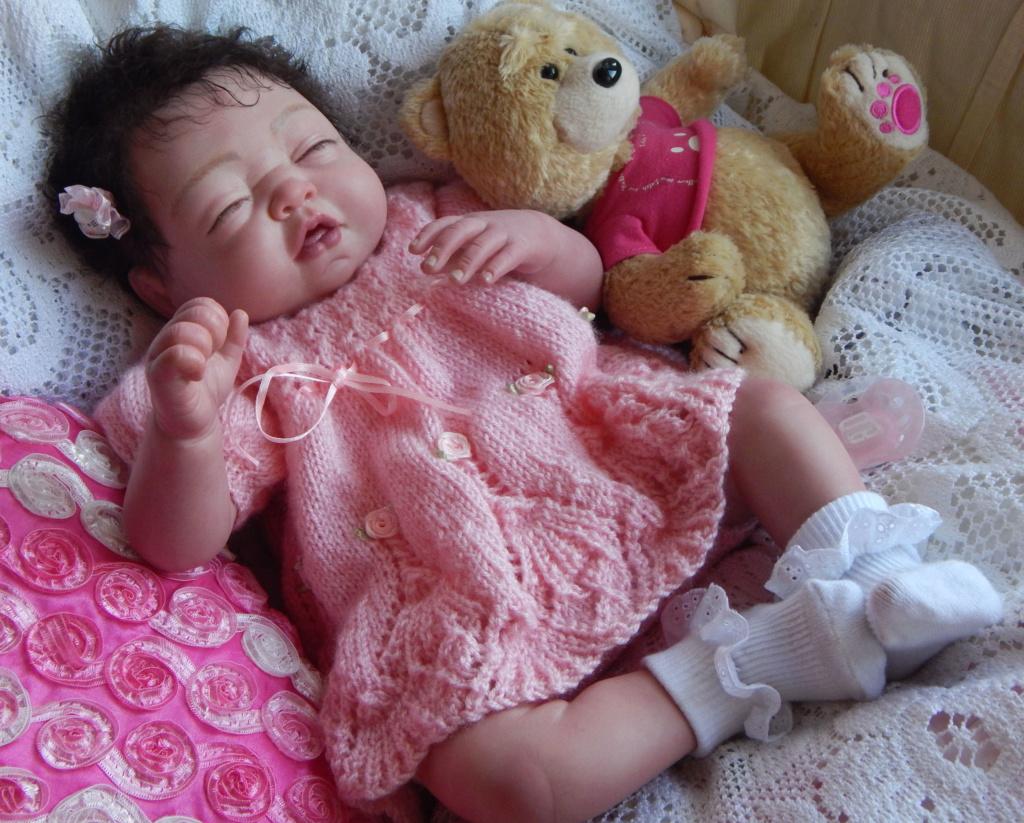 Amelia, eine kleine Schlafmaus Amelia10