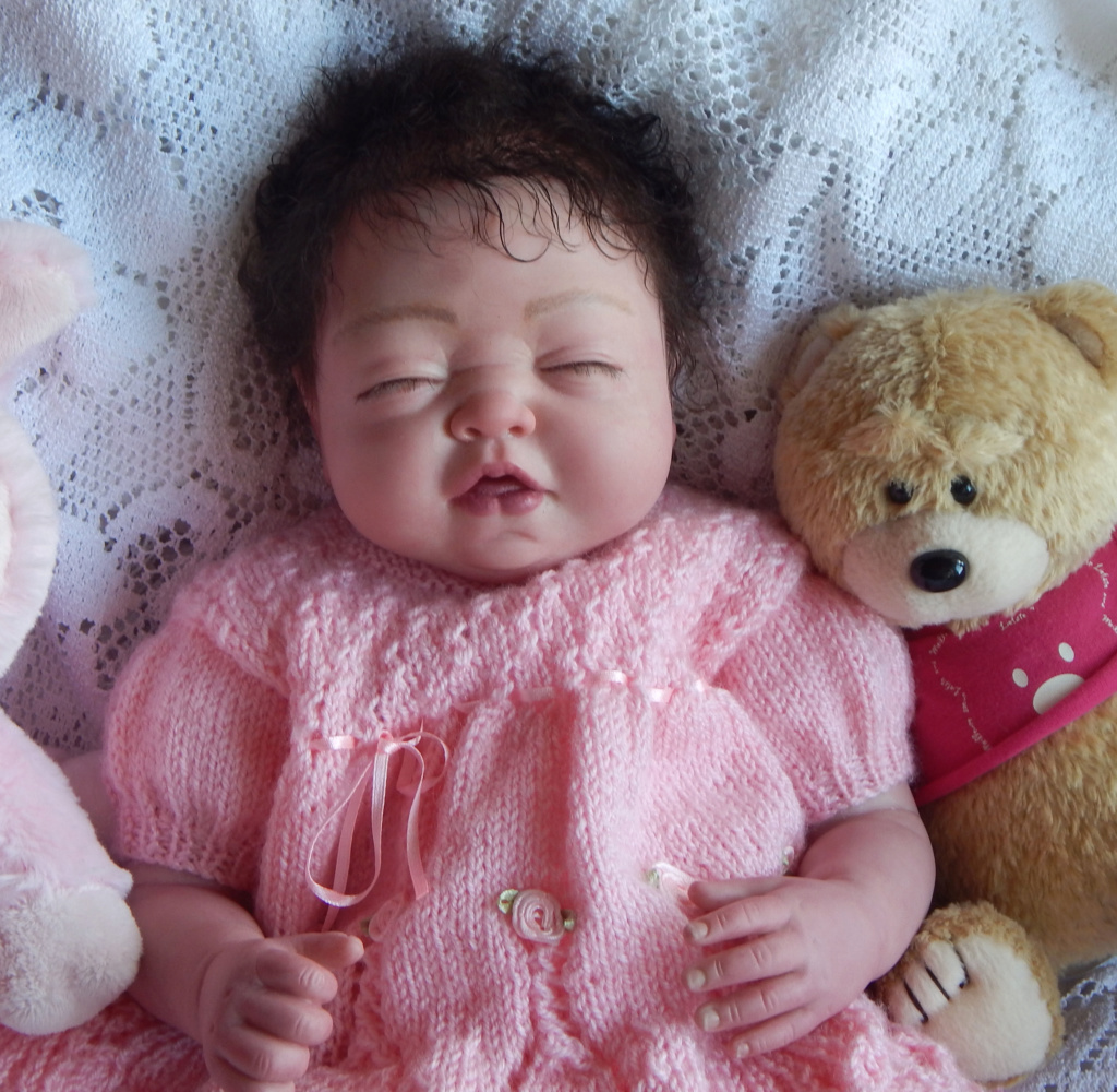 Amelia, eine kleine Schlafmaus Amelia11