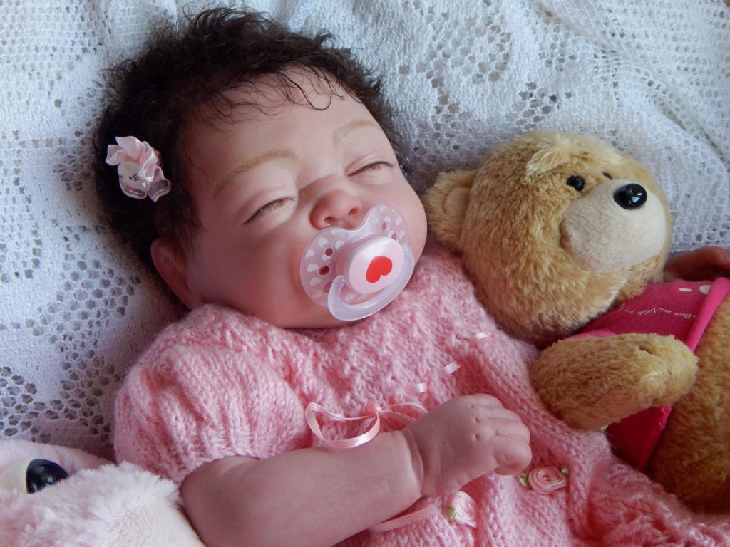 Amelia, eine kleine Schlafmaus Amelia12