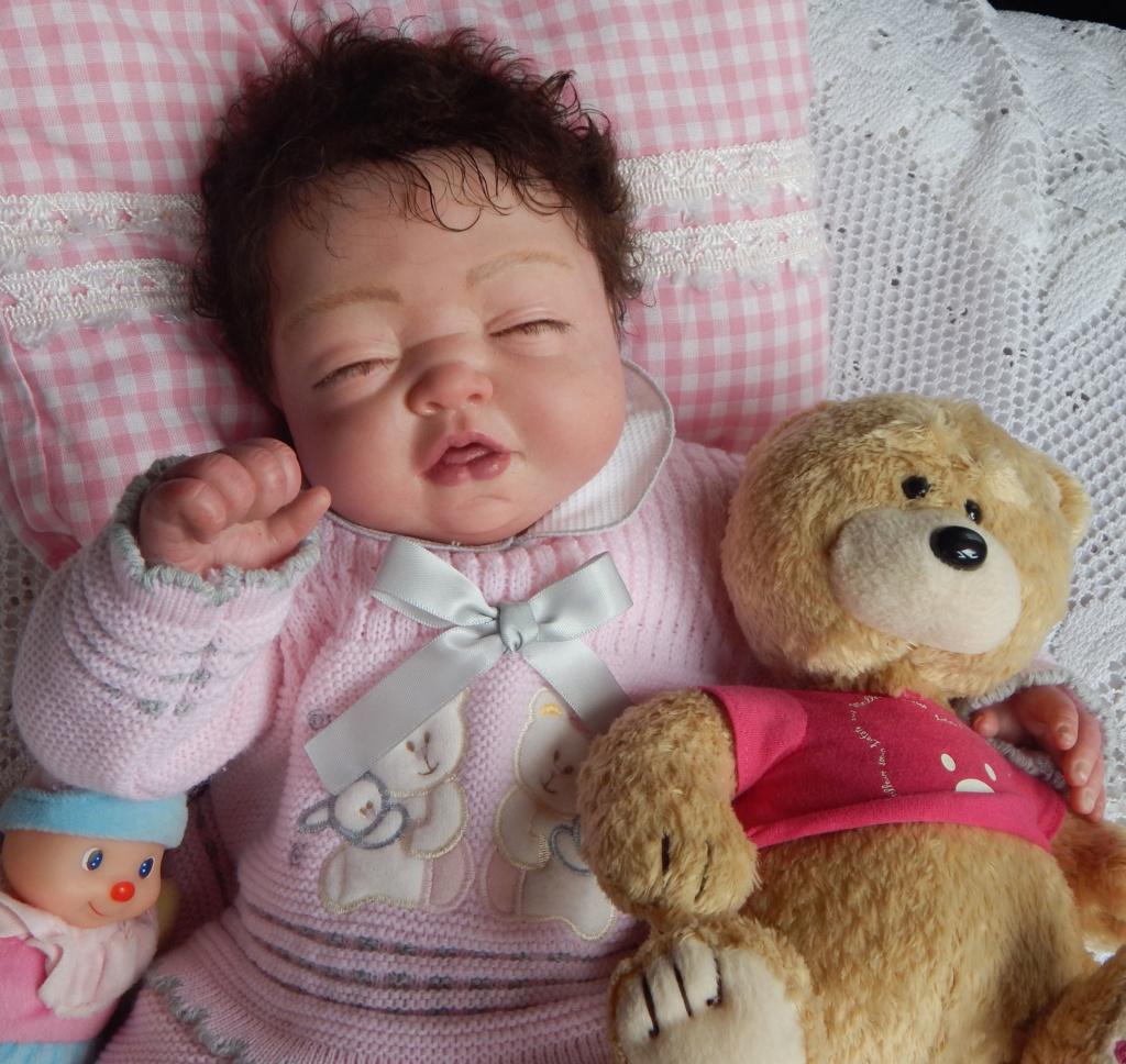 Amelia, eine kleine Schlafmaus Amelia14