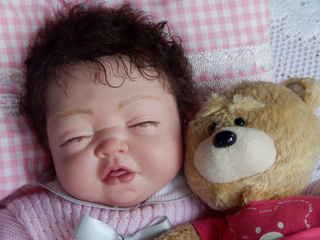 Amelia, eine kleine Schlafmaus Amelia16