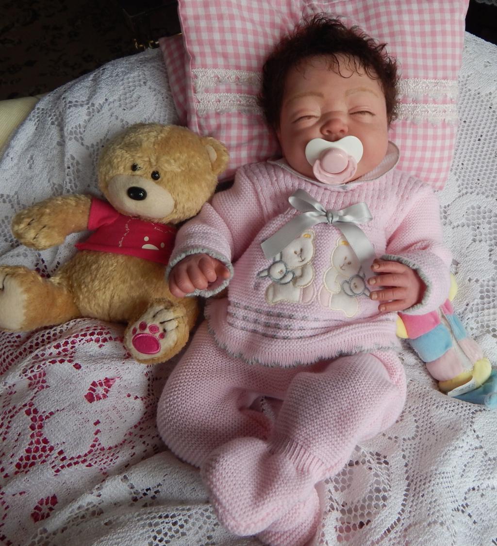 Amelia, eine kleine Schlafmaus Amelia17