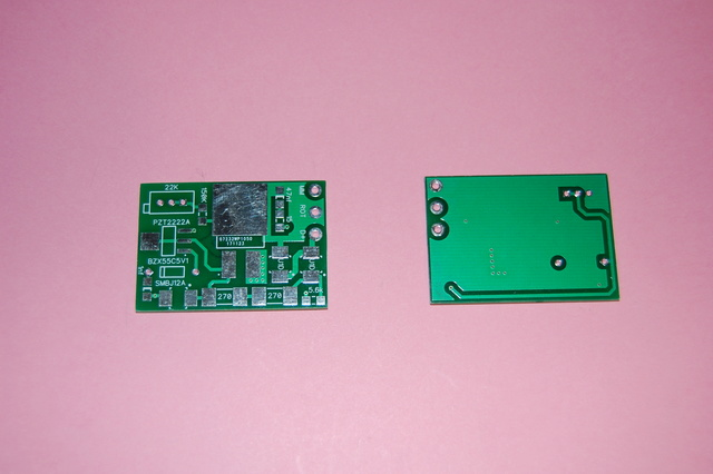 electronique - ETZ  : fabrication d'un régulateur 12V  électronique spécifique Dsc_0211