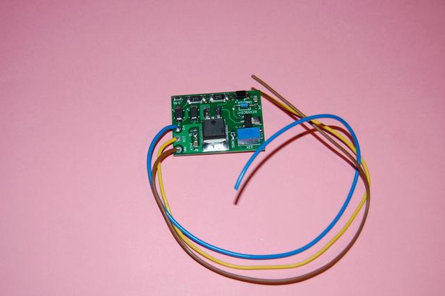 electronique - ETZ  : fabrication d'un régulateur 12V  électronique spécifique Dsc_0212