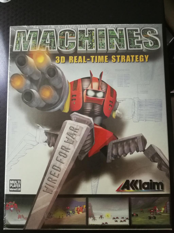 Machines big box neuf sous blister Machin10