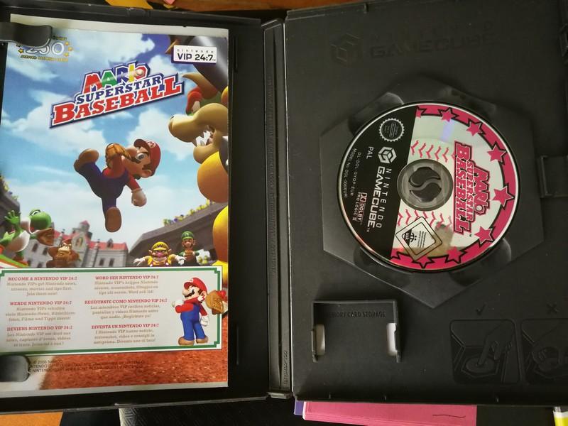 [ECH] Mario superstar baseball GC Mariob12