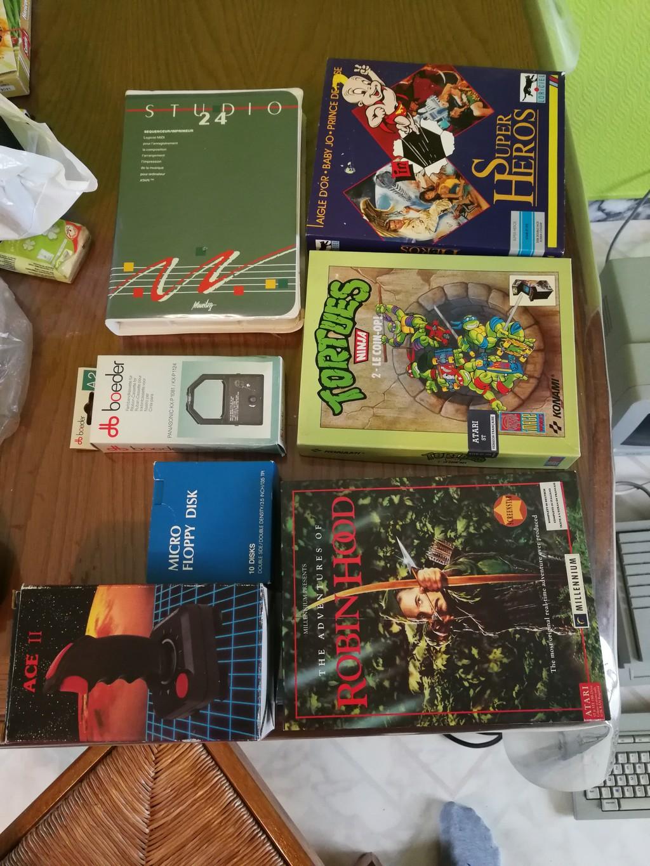 [EST] Lot Atari Mega ST Megast12