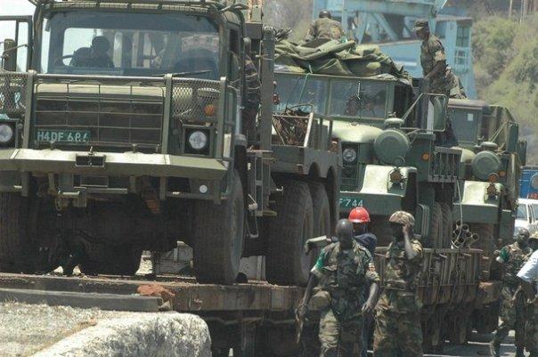 Uganda Peoples Defence Force (UPDF), N8965410