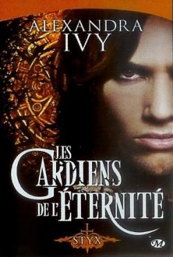 Tome 3 : Styx de Alexandra Ivy Book_c14