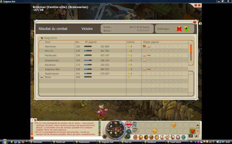 Les screens de Ash Drop_210