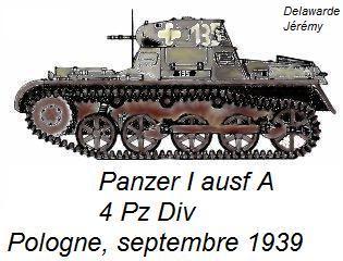 Profil de blindé Panzer41