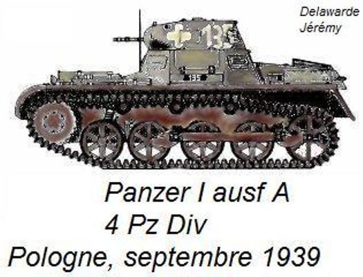Profil de blindé Panzer43
