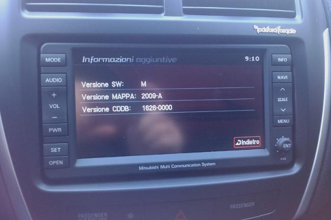 il Bluetooth non funziona... Mmcs11