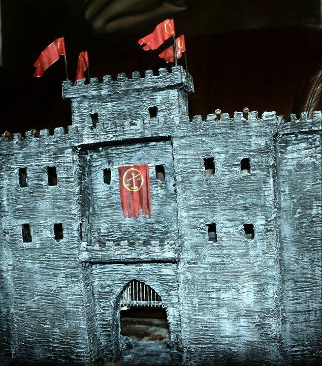 Mordheim buildings  Gate210