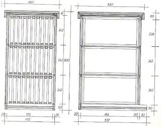 LR - Dimensionet dhe modifikimet Lr11