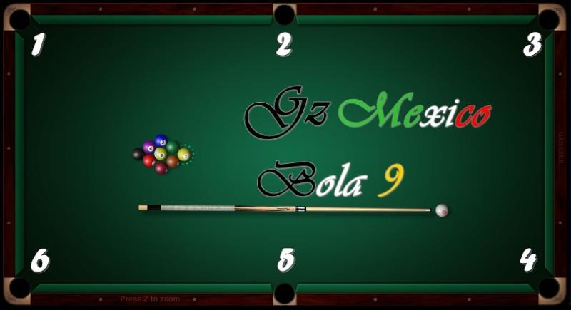 Reglas para torneos de bola 9/Rules 9-ball tournament Bola_910