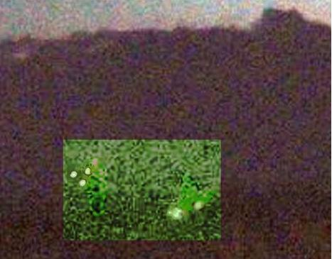 l'OVNI de JERUSALEM : le retour 213