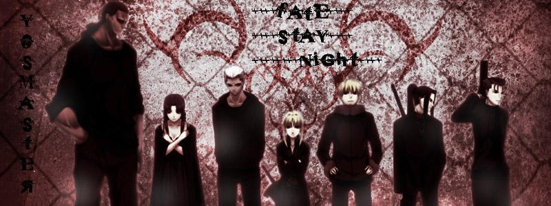 AMV Fate Stay Night _ YosMaster Bannie14